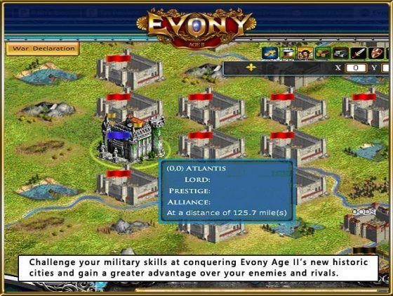 Evony: Age II
