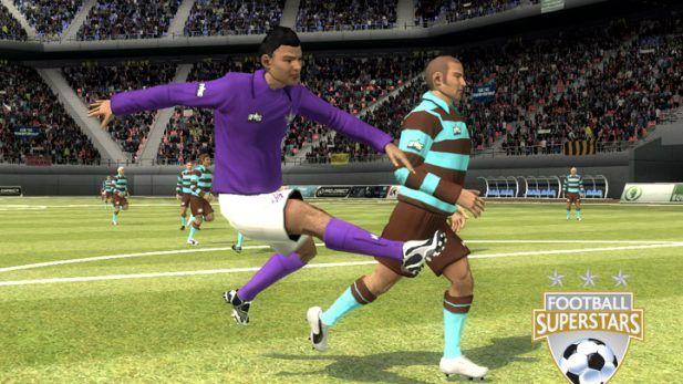 Football Superstars Screenshot Action