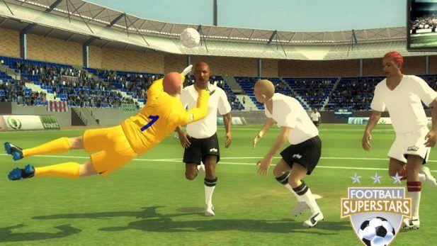 Football Superstars Screenshot Goal Keeper