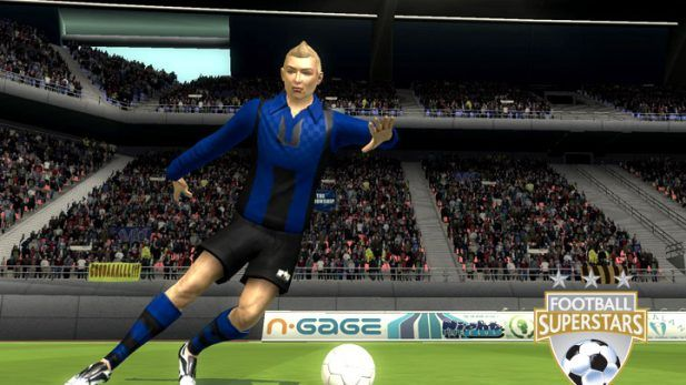 Football Superstars Screenshot Moves