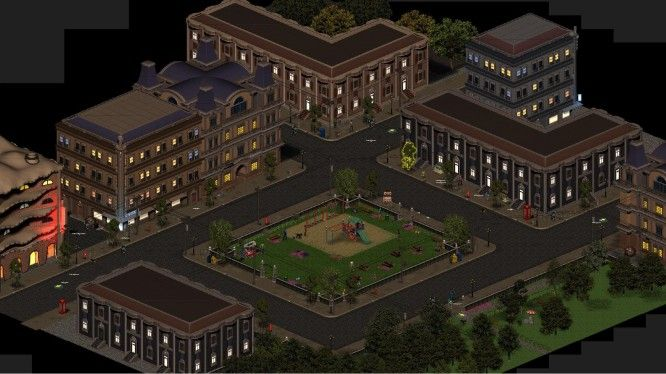 City of Eternals