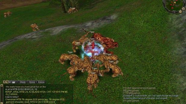 fantasy-mmorpg-mmo-games-silkroad-online-tiger-attack-screenshot