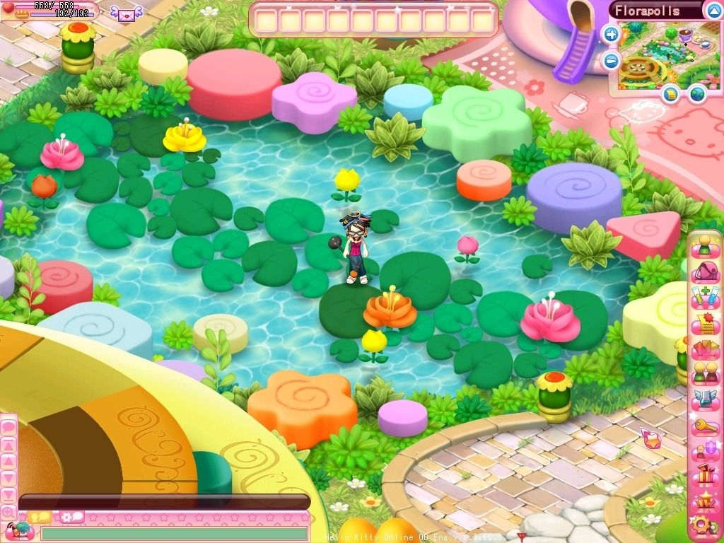 Hello Kitty Online Game