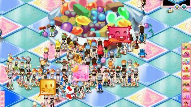Hello Kitty Online Spiel