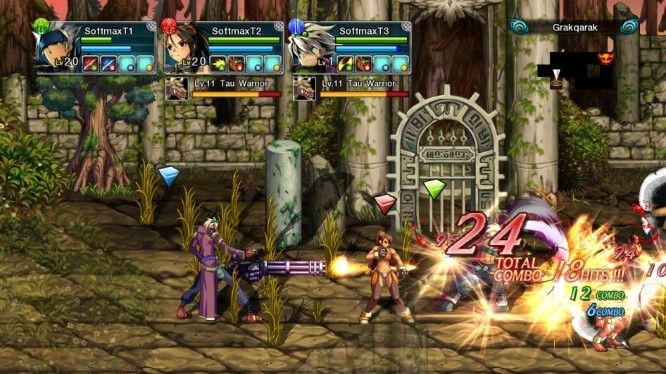 Dungeon Fighter Online - MMOGames.com - Your source for MMOs & MMORPGs