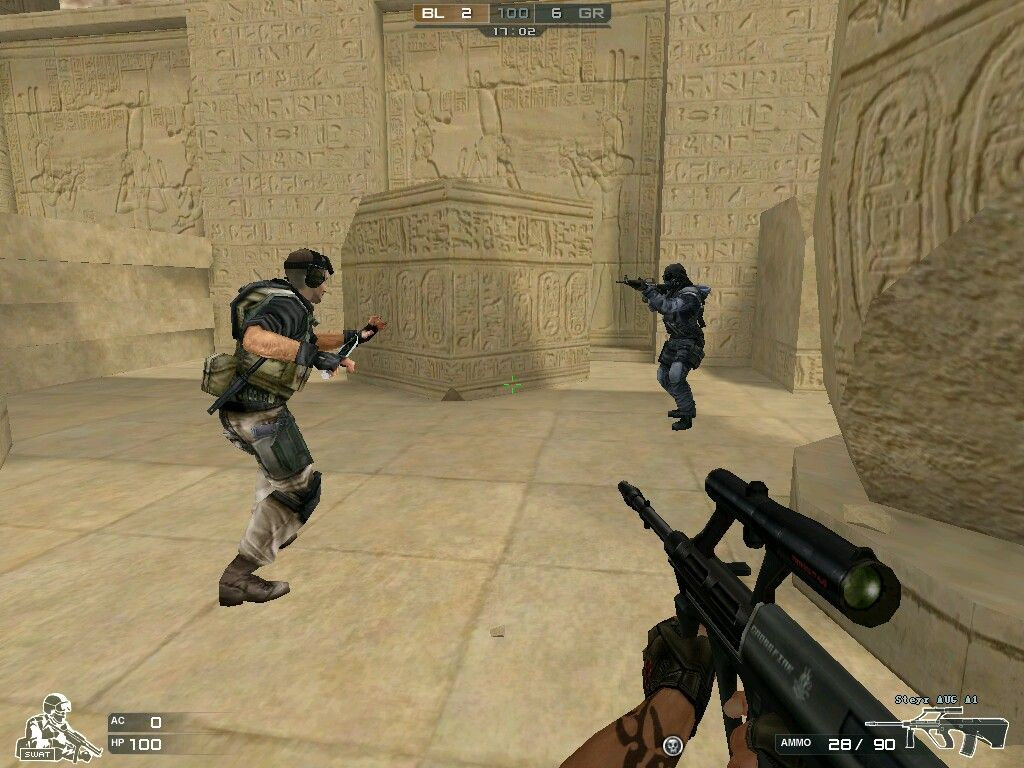 Download Mmo shooter games list