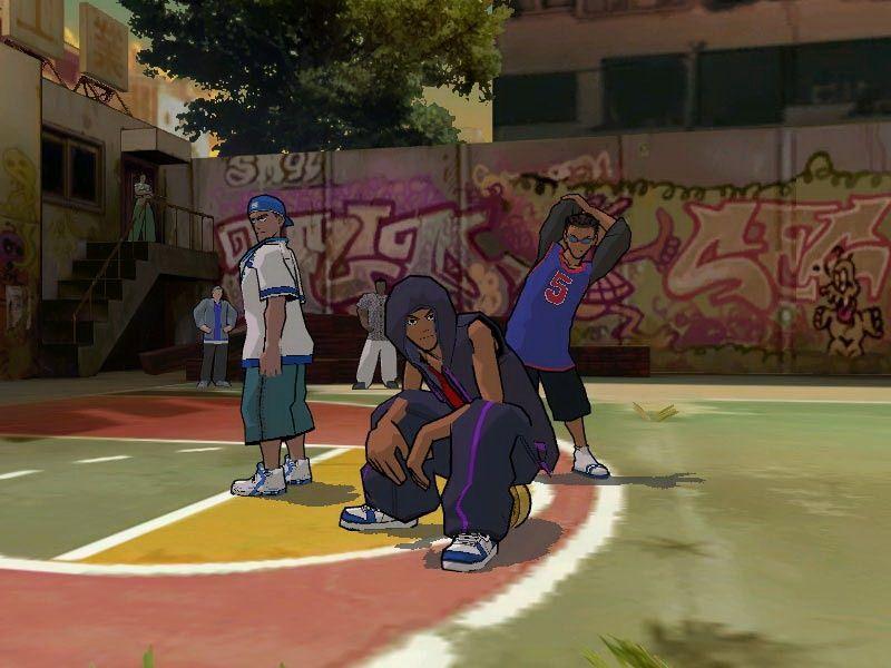FreeStyle Street Basketball - MMOGames.com