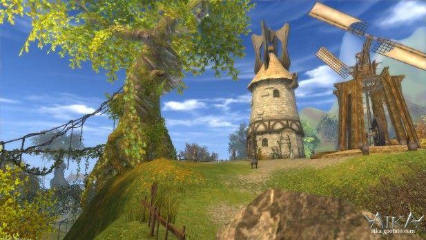 fantasy-mmo-games-aika-online-windmill-screenshot