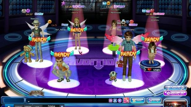Audition Online Screenshot Group Dance