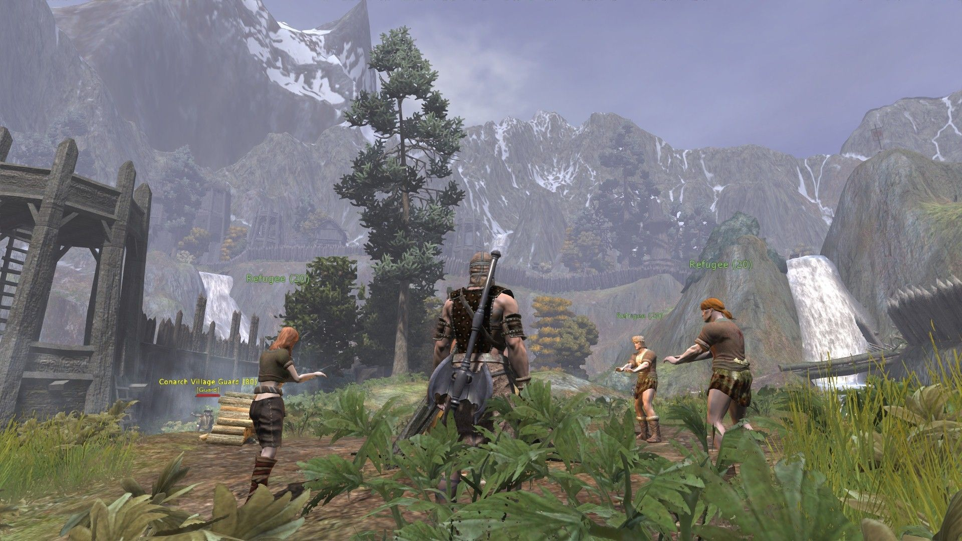age of conan online game free