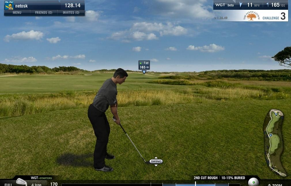 Golf Game Online
