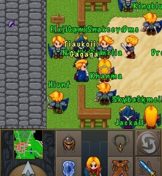 fantasy-mmorpg-mobile-mmo-games-tibiaME-group-screenshot