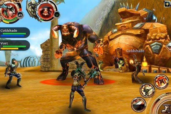 rpg games for iphone order and chaos mmogames 7672