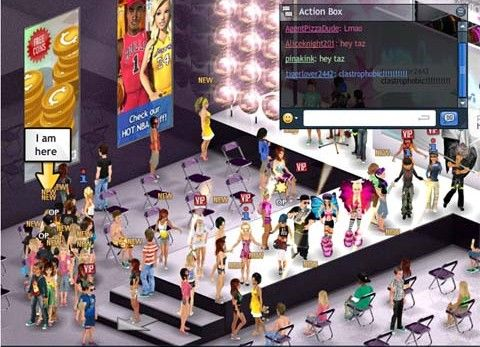 social-mmo-games-smeet-catwalk-dance-party-screenshot