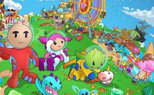 Kids mmo games little space heroes play screenshot