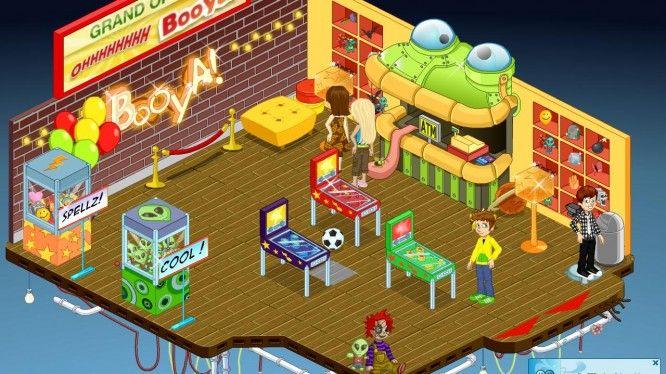 meet friends online games free