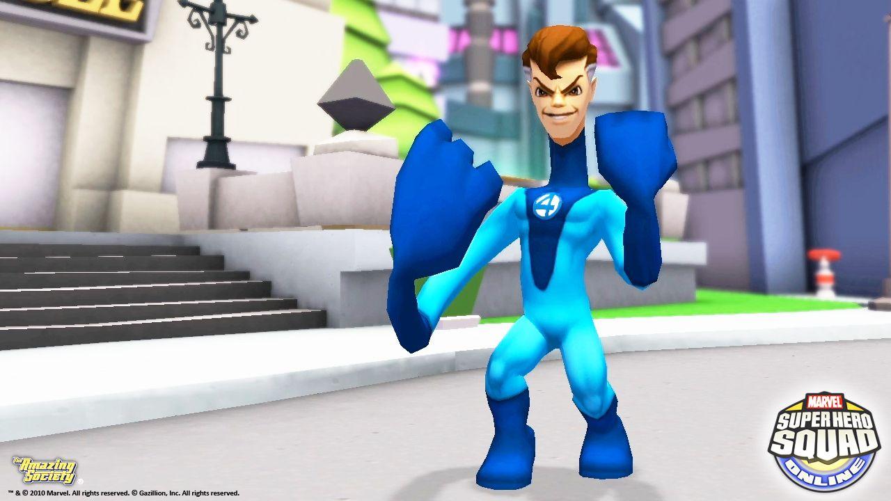 Marvel Super Hero Squad Online Mmogames Com