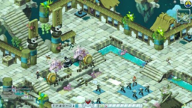 fantasy-mmorpg-mmo-games-wakfu-panda-dojo-training-screenshot