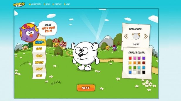 kids-mmo-games-roly-poly-land-character-creation-screenshot