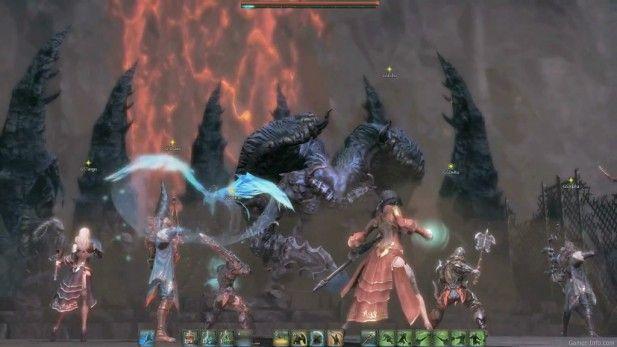 LineageEternal_Fight against Monster