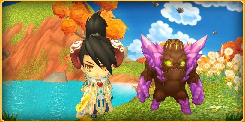 Spirit Tales Master Dango Pet Giveaway