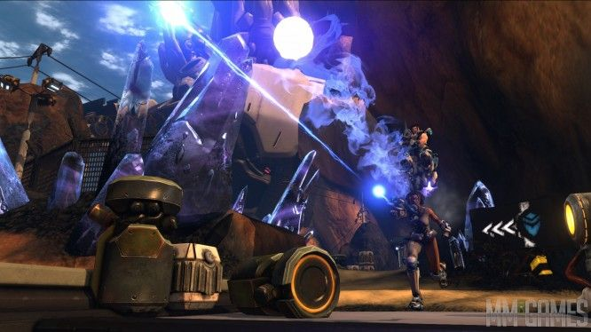 Firefall Beta Roundtable - MMOGames.com - Your Source for MMOs & MMORPGs