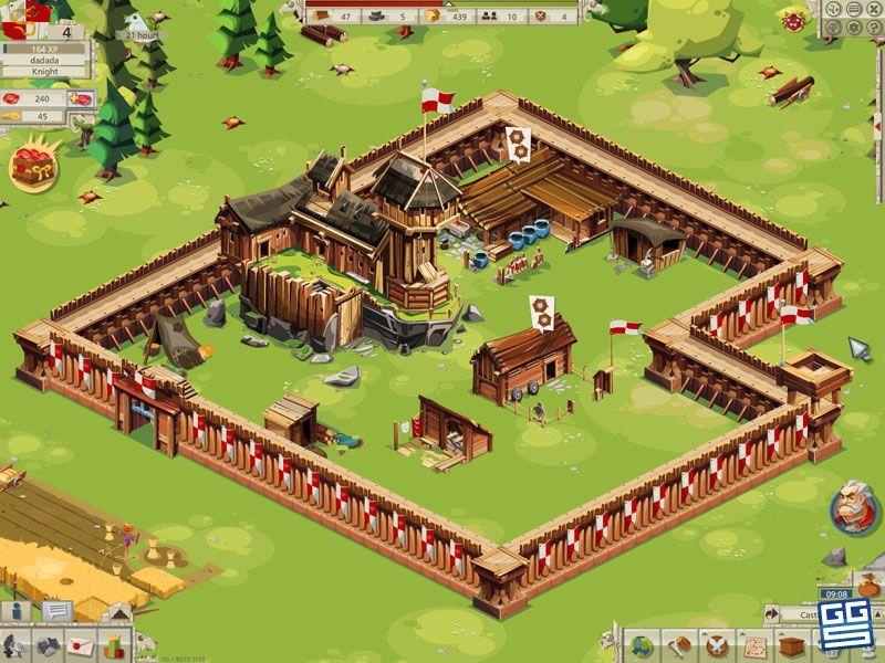 Goodgame Empire Login