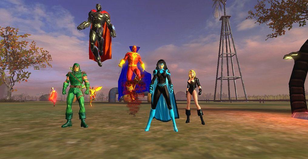 Speed Round: Comic Book Showdown - Marvel Heroes vs DC Universe