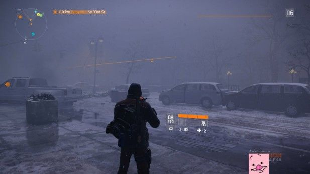 Tom Clancy's The Division Screenshot Leaked Alpha Mist