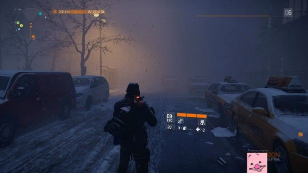 Tom Clancy's The Division Screenshot Leaked Alpha Snow The Division's System Specs