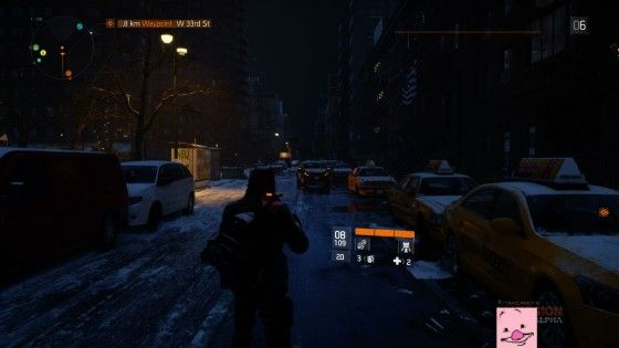 Tom Clancy's The Division Screenshot Leaked Alpha Streets