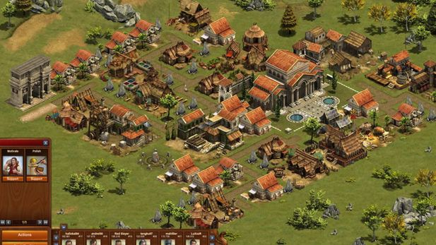 Forge of Empires 2017 Screenshot 1