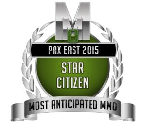Most Anticipated - Star Citizen - PAX Medal