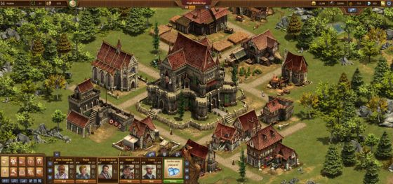 Forge of Empires - High Middle Ages