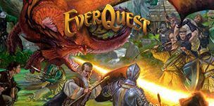 EverQuest List Image Dragon Fight