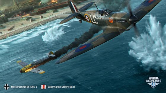 World of Warplanes Screenshot 2017 1