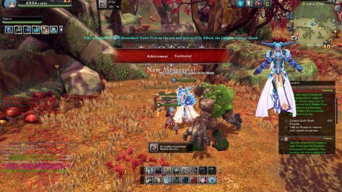 Aura Kingdom Preview