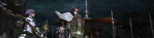 FFXIV Best Fantasy MMO