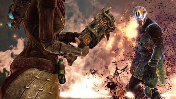 Nosgoth - MMOGames - Your source of MMO games and MMORPGs.