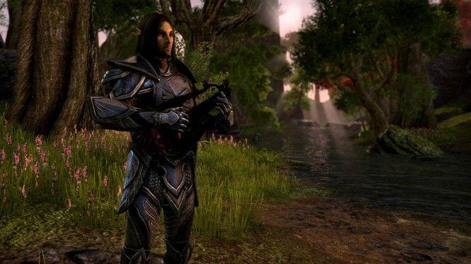 The Races of The Elder Scrolls Online