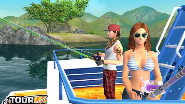 World Tour Fishing