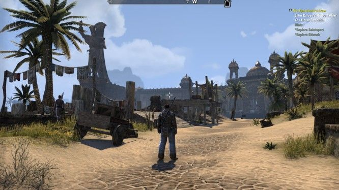 The Elder Scrolls Online: First Impressions - MMOGames.com - Your Source for MMOs & MMORPGs