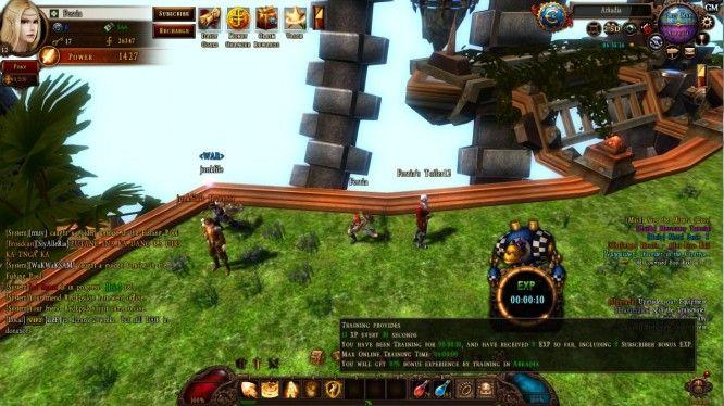 City of Steam Arkadia