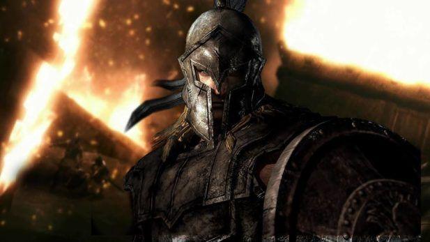 Rage of Titans Screenshot Knight