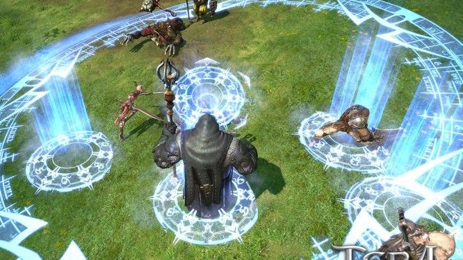 Top 5 Free-To-Play MMORPGs