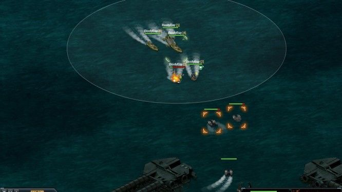 """With a fleet called """"BootyBay"""", you'll know right away what they are coming for"""