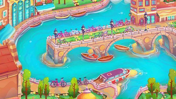 Farm Heroes Saga Screenshot Map