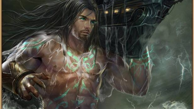 Immortalis Screenshot Art