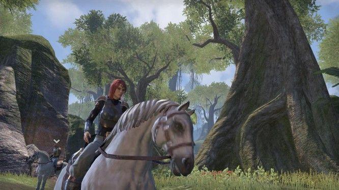 ESO Horses