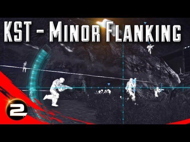 Wrel Minor Flanking